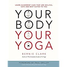 Both of Bernie Clark's books on yoga anatomy are excellent technical manuals.