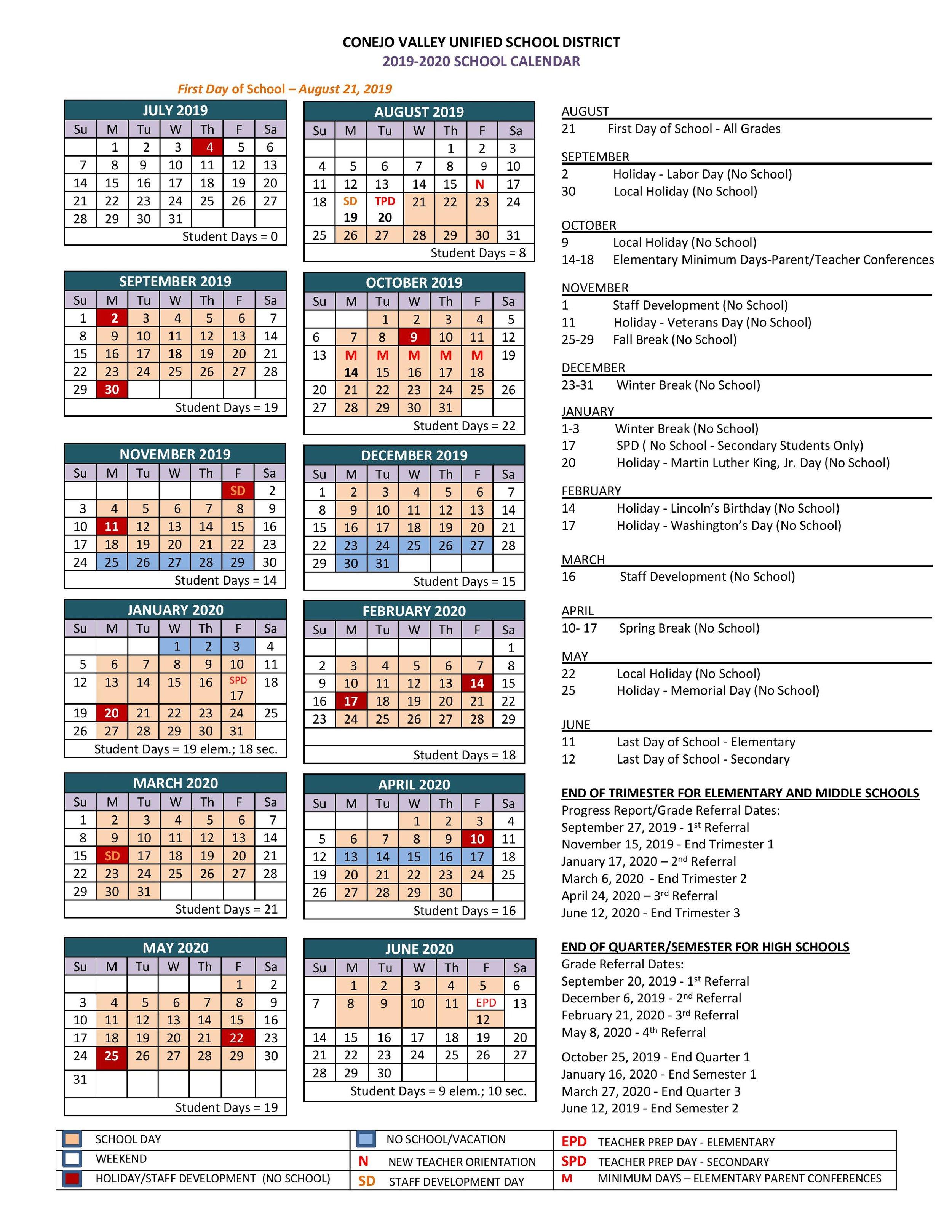 2019-2020 School Calendar - Final-page-001.jpg