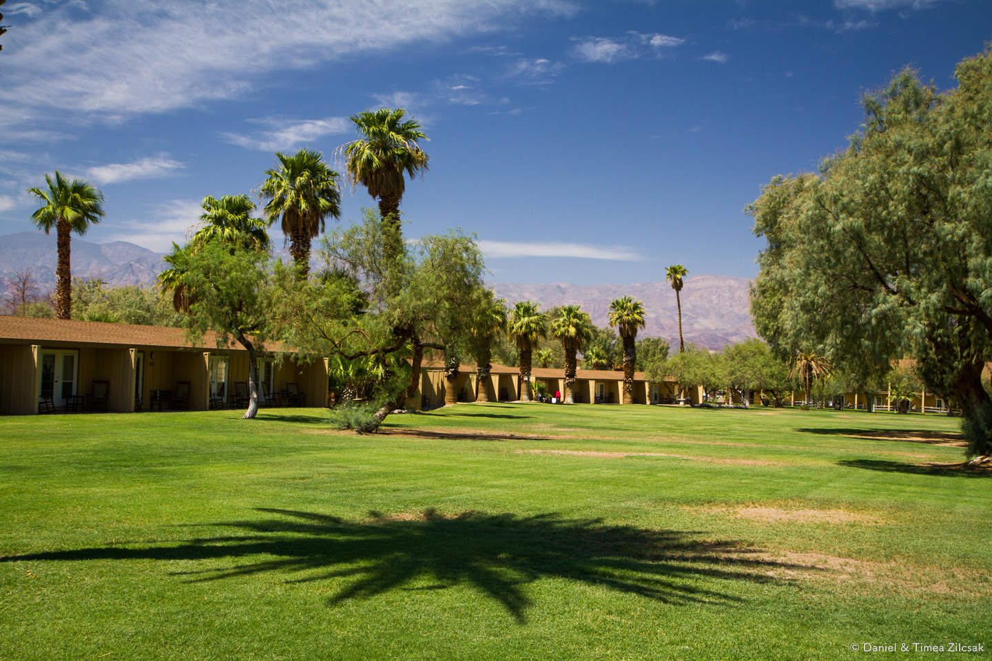Accommodations at Furnace Creek Ranch, Death Valley National Park Top 10 Must See