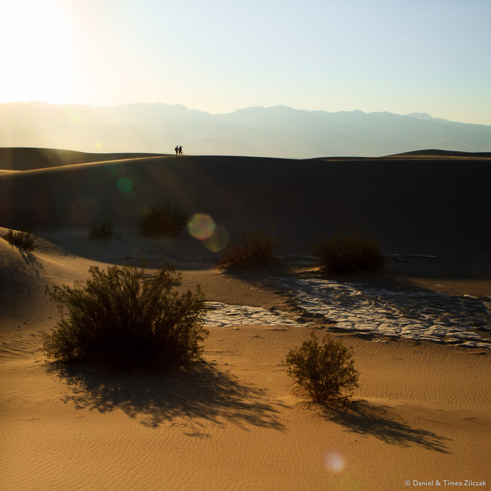 Photographers at Mesquite Sand Dunes, Death Valley National Park Top 10 Must See