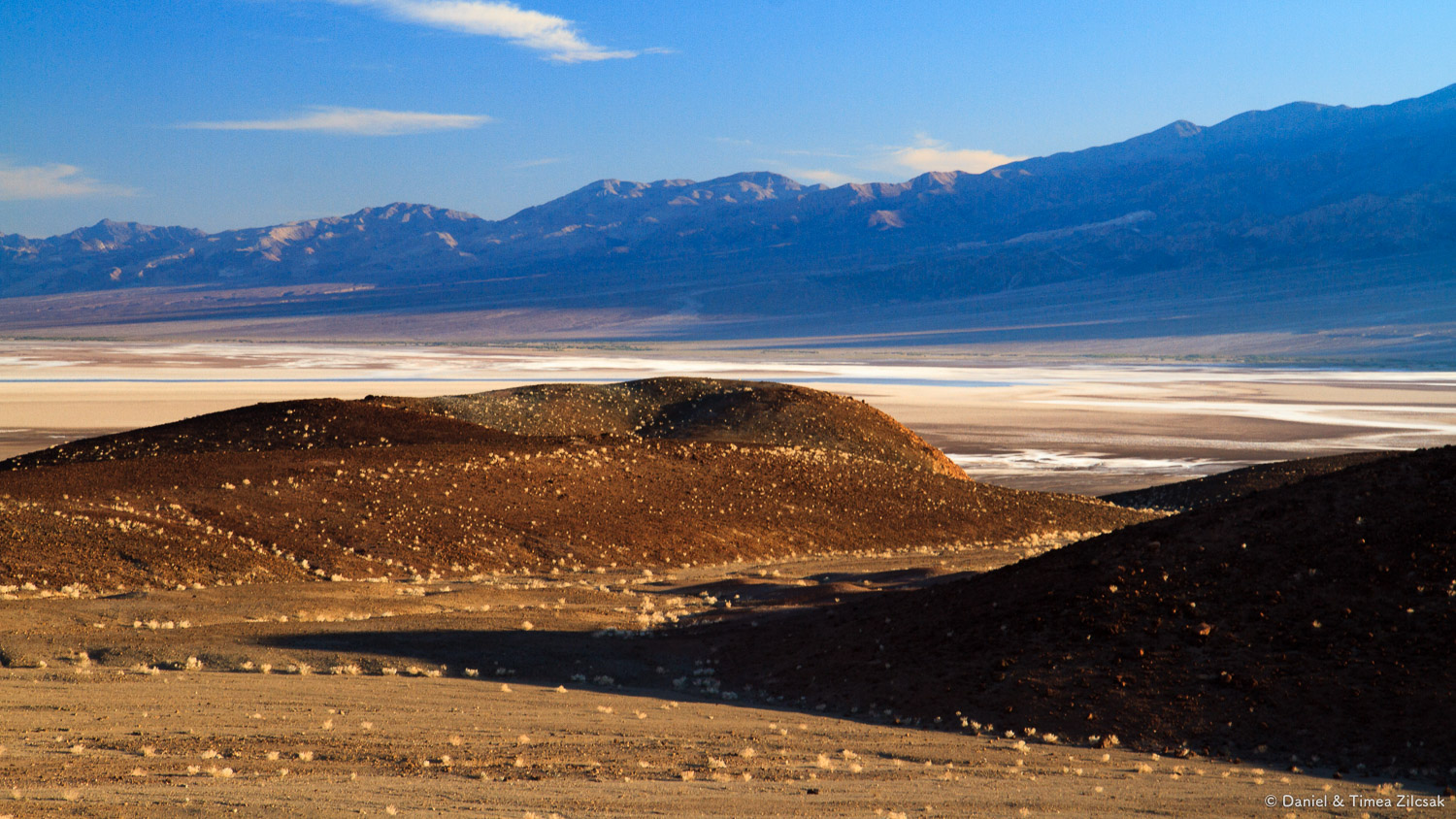 Artist's Palette and Drive, Death Valley National Park Top 10 Must See