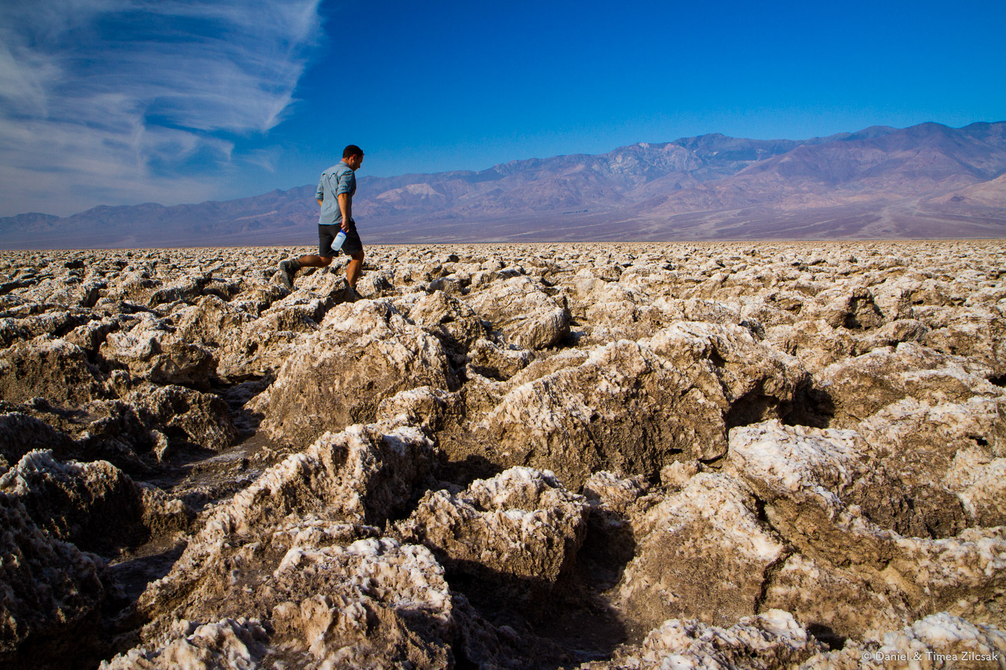 Devil's Golf Course, Death Valley National Park Top 10 Must See