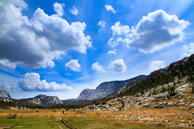 Backpacking Yosemite