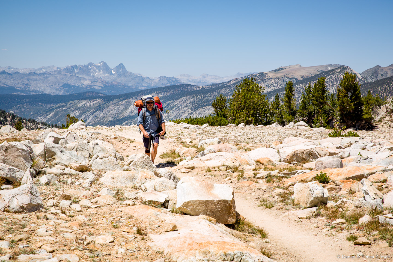 John Muir Trail Guide Book and Maps