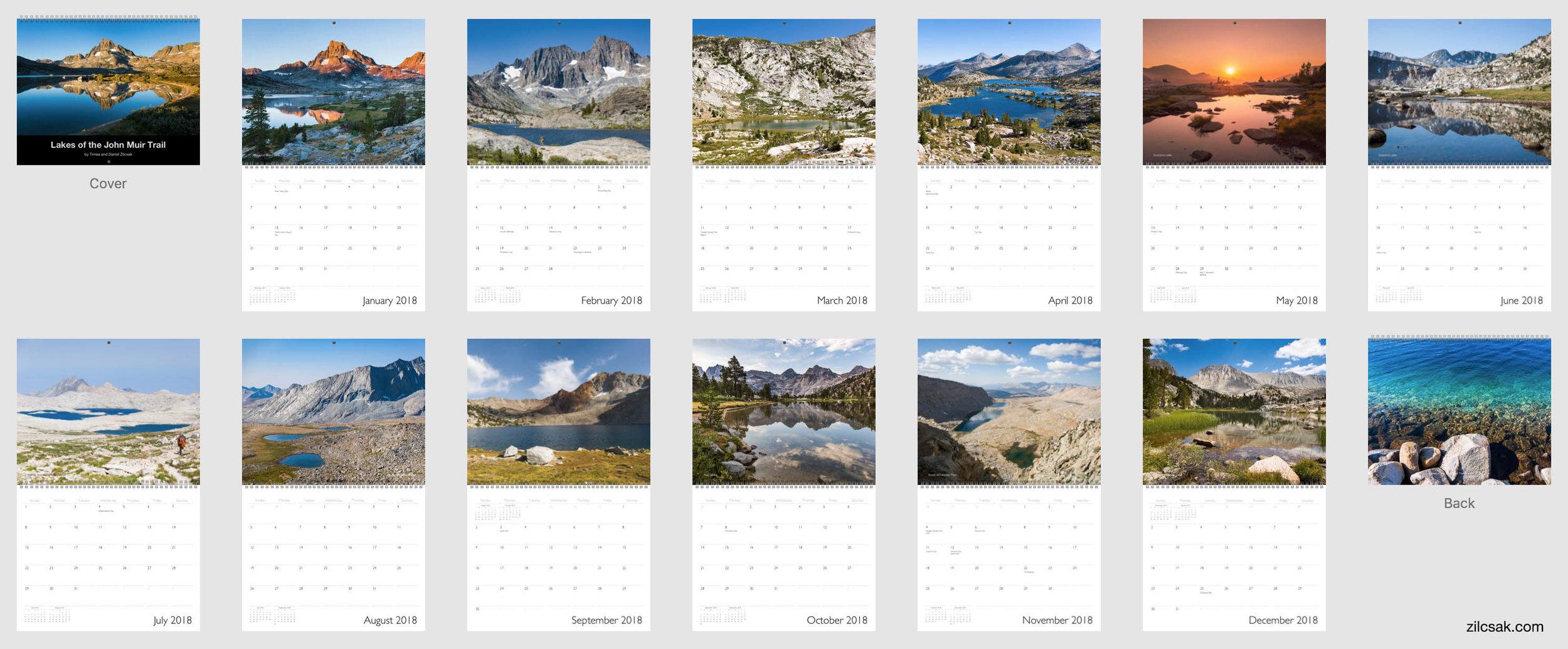 Lakes-of-the-John-Muir-Trail,2018-Calendar-Zilcsak.jpg
