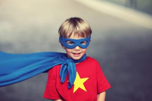 Embracing your Inner Superhero - Superheros are ordinary kids! Your child will create, describe and talk about themselves and their attributes in a variety of ways to build their self-esteem and confidence, They will leave this workshop feeling like their own superhero.