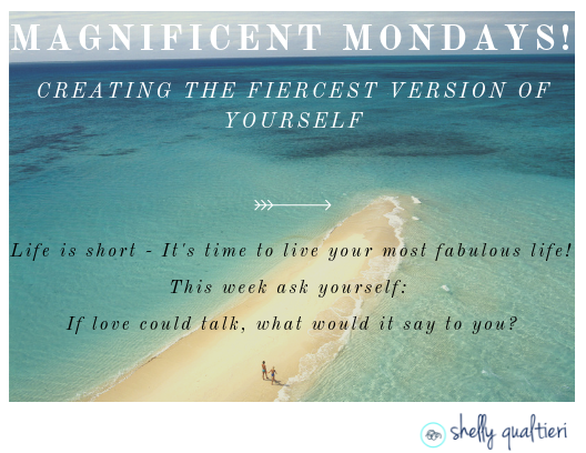 As a counsellor I believe it is important for everyone to have the opportunity to   #create   the fiercest version of themselves!    #Magnificent     #Monday   is my way to support you with sending out a weekly reflection for you to begin to be or become an even better version of the the most   #fierce   and   #fabulous   you yet!  Happy Monday and I look forward to hearing your thoughts and comments!