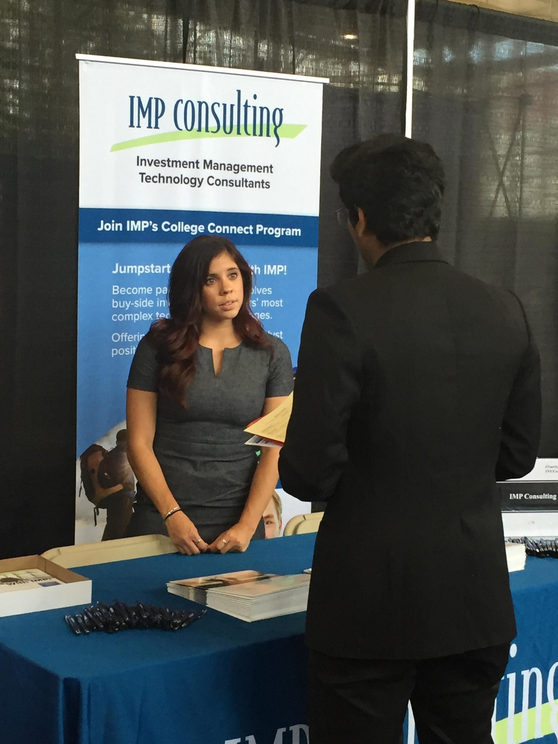 Northeastern Career Fair