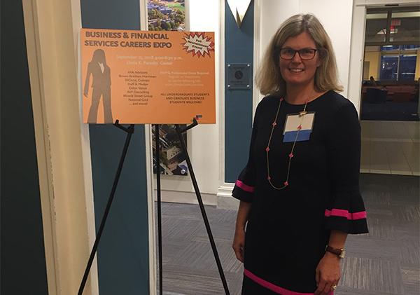 Simmons University Career Expo