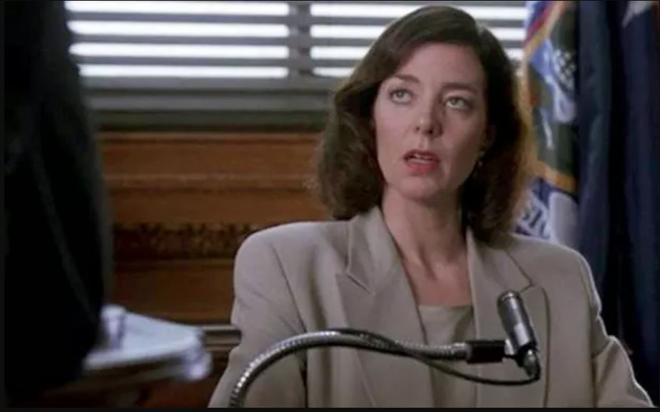 Allison Janney - Law and Order (1994)