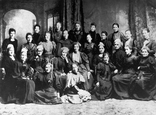 National Council of Women, 1896 (  Wikimedia Commons  | Public Domain)