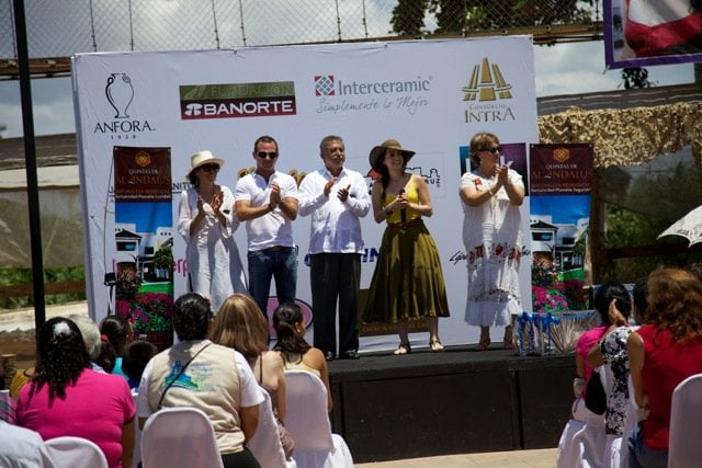 Inauguración del Boulevard. 5 de junio 2011