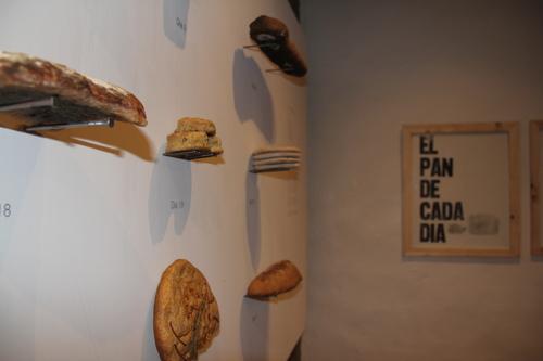 KATIUSHKA MELO. El pan de cada día