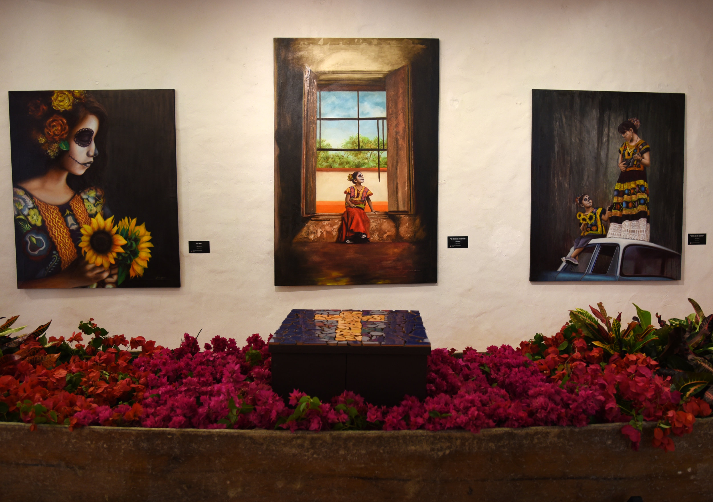 JESÚS SAÍ. México en la piel
