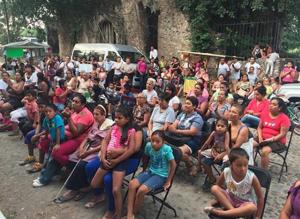 Mayo 2017. Día de las madres en La Antigua
