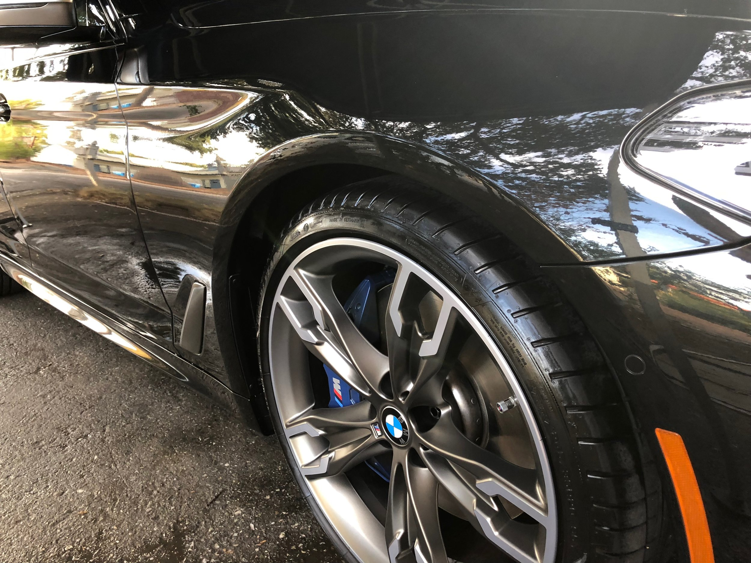 Ceramic Coating BMW