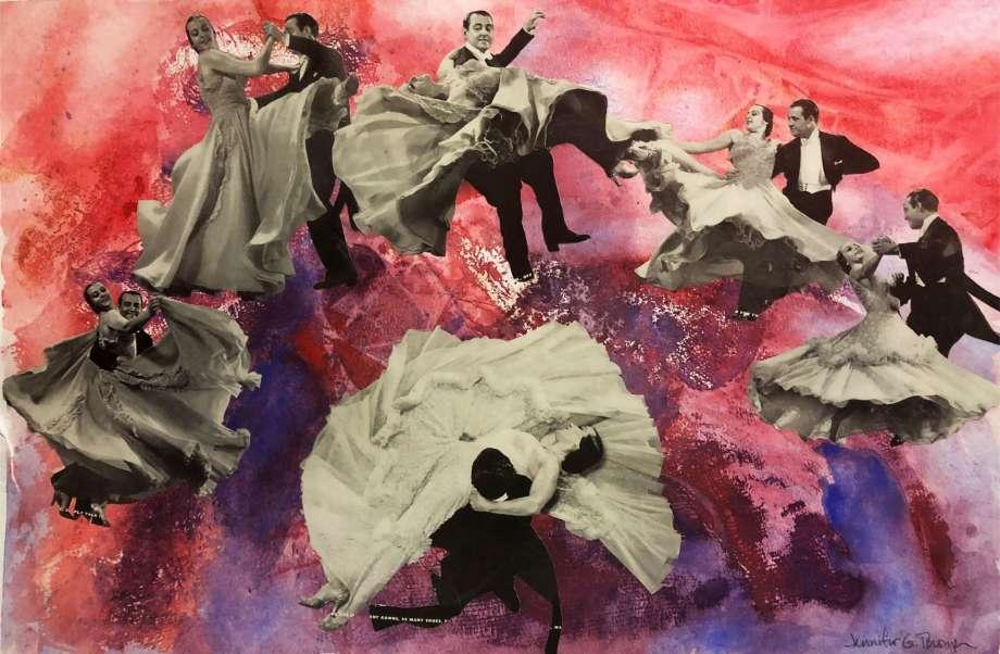 Jennifer G. Thompsonun peu de tout - Solo Exhibition
