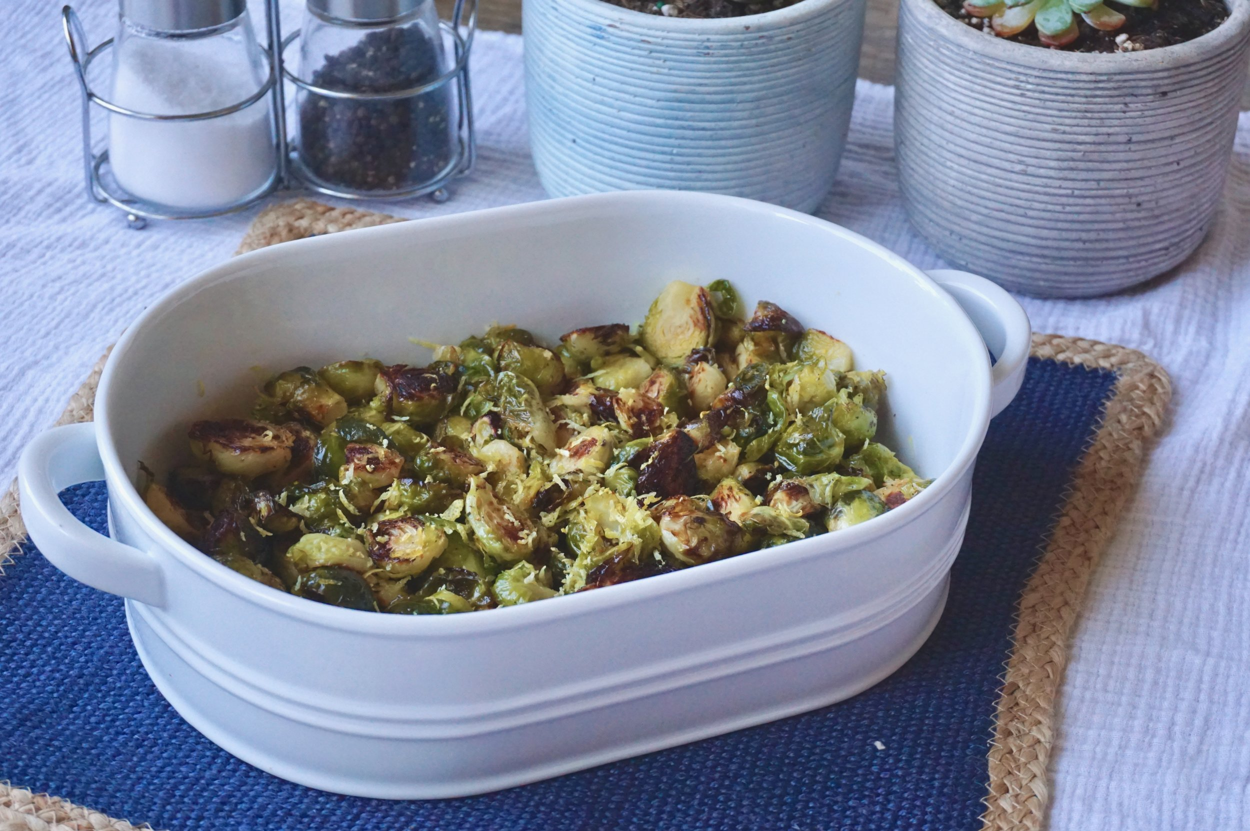 Carmelized Brussels Sprouts with Lemon Zest and Honey .jpeg