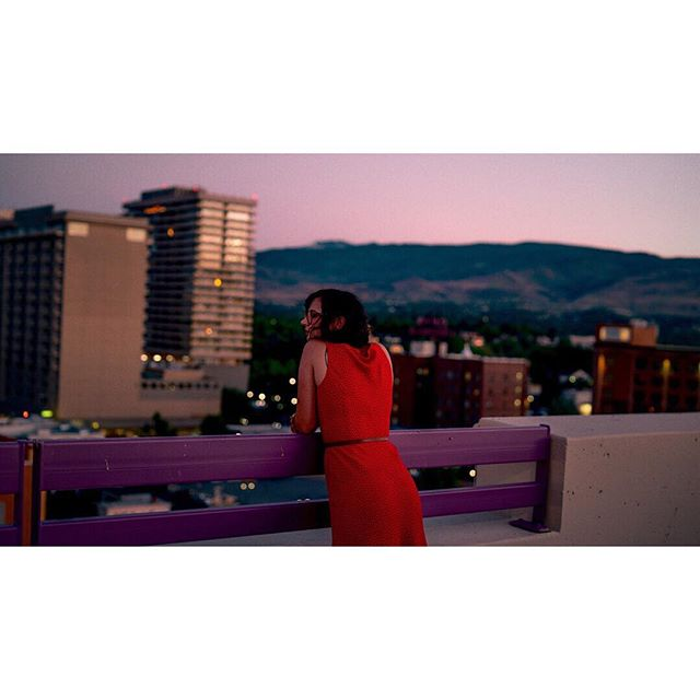 One of the last photos I took in Reno. Pretty girl, pretty sky, pretty good night. . . . .  #filmmaking #filmmaker #cinematography #dop #framez #photography #photooftheday #light #art #reno #sony #sonyalpha #instagood #lensculture #filmmakerslife #production #filmproduction #thinkverylittle #film #fujiframez #storyofthestreet #ourmomentum #somewheremagazine