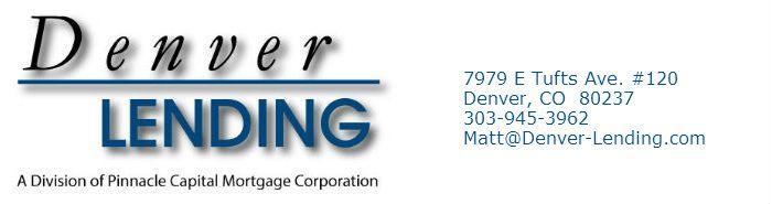 Denver Lending - Denver, Colorado
