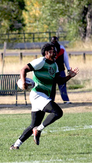 Barbos Split Matches with CO Springs Grizzlies -