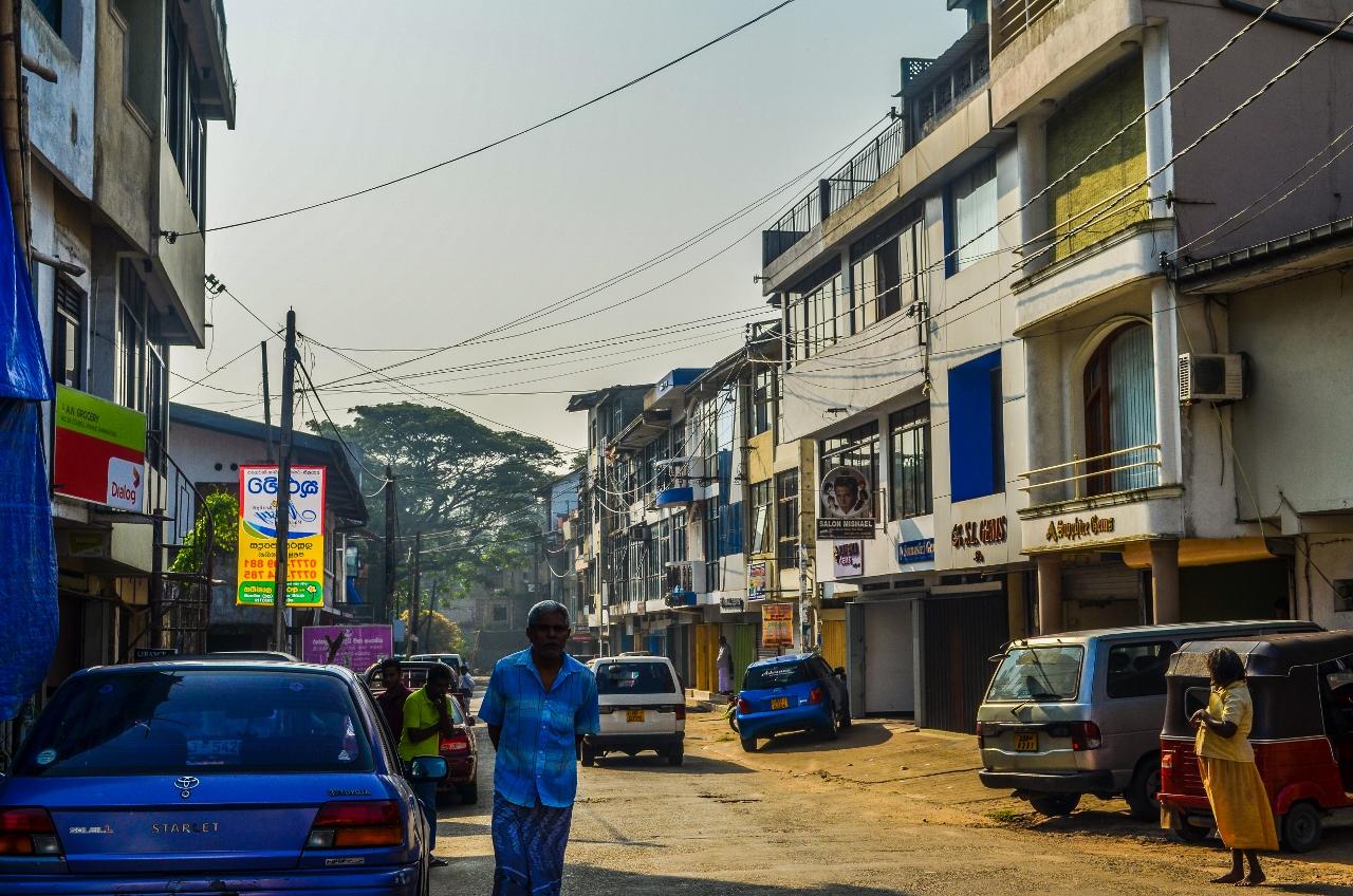 The main gem street