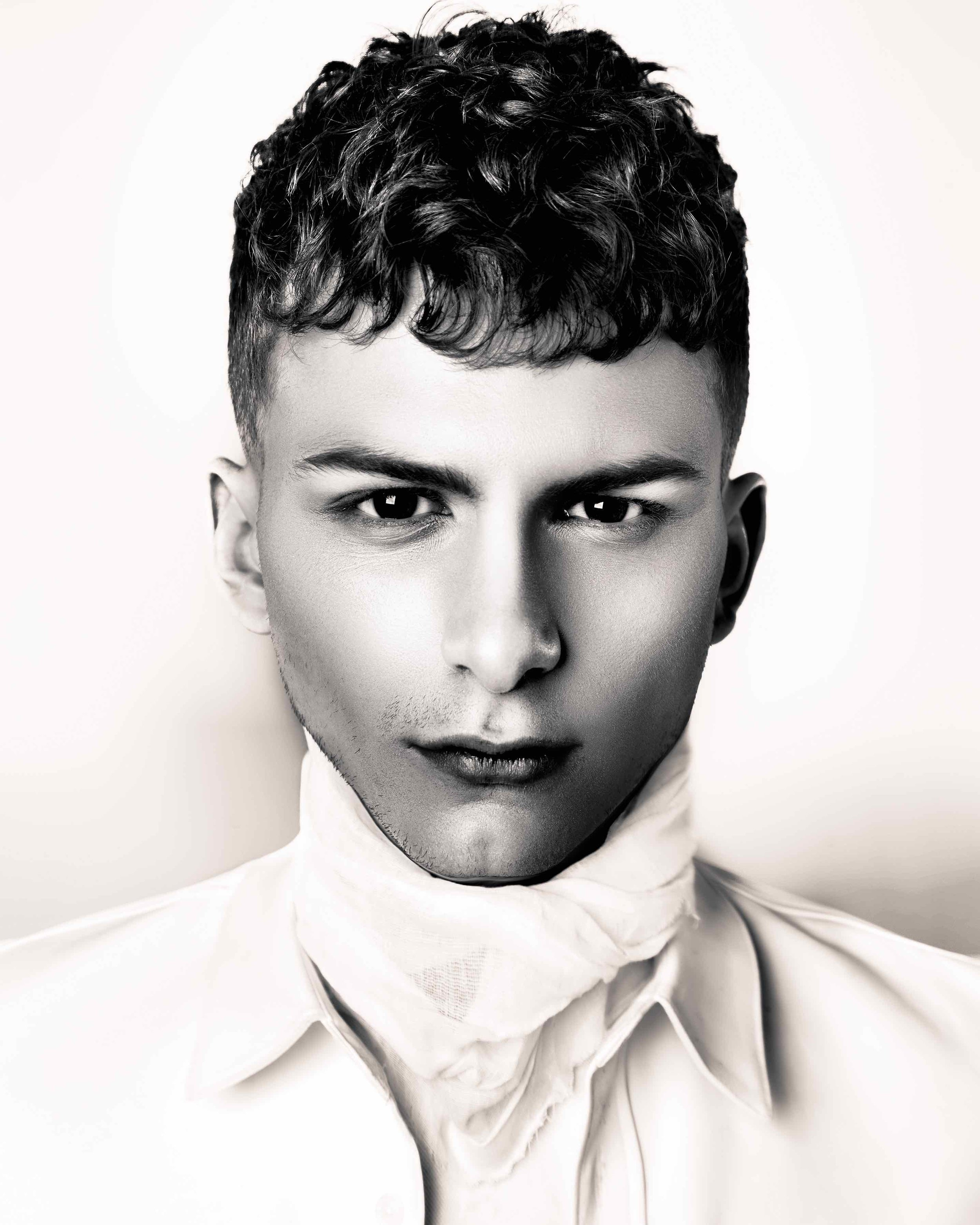 Men's short textured crop - Hair by Chris Foster