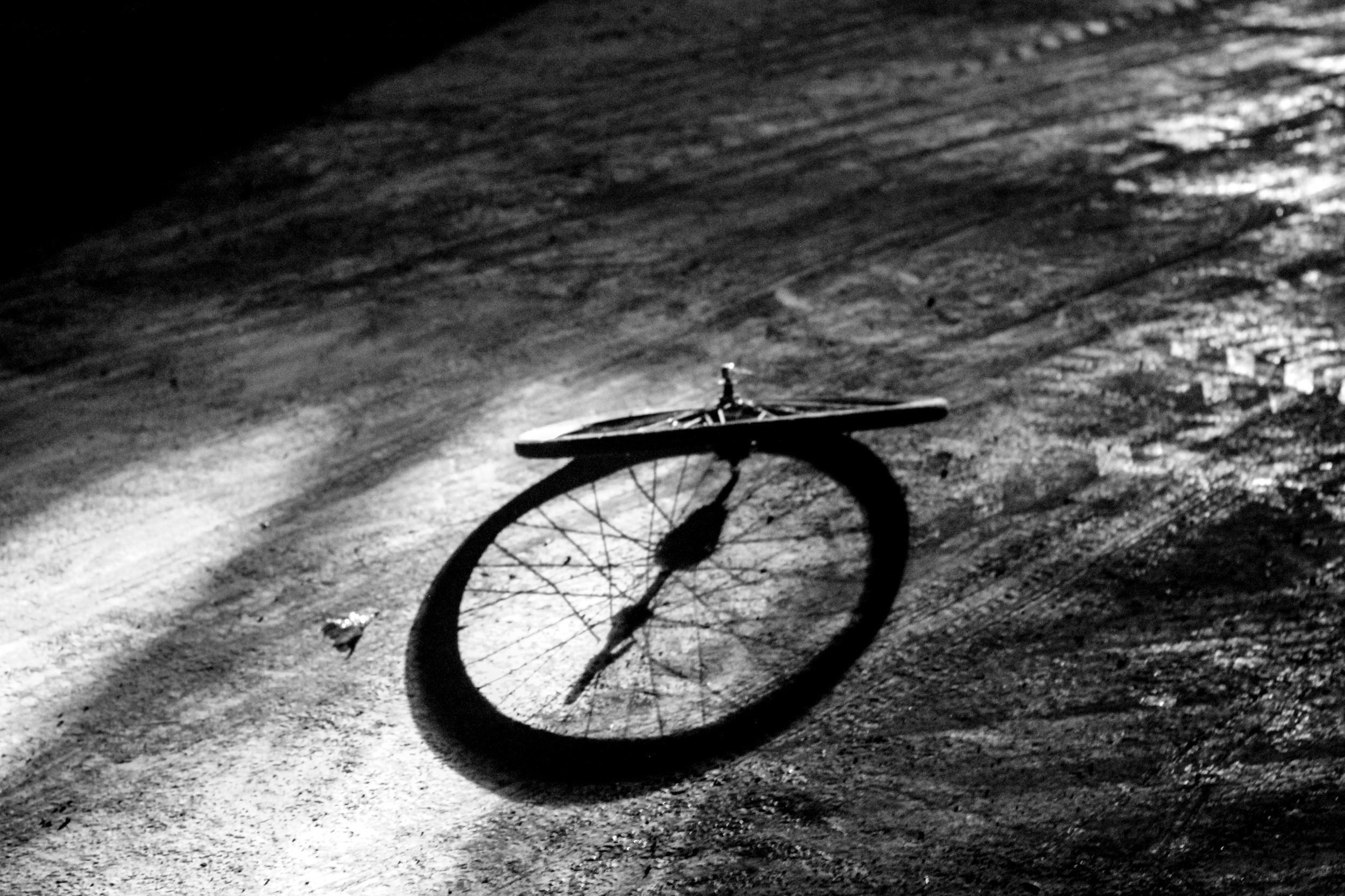 Lost Tire.