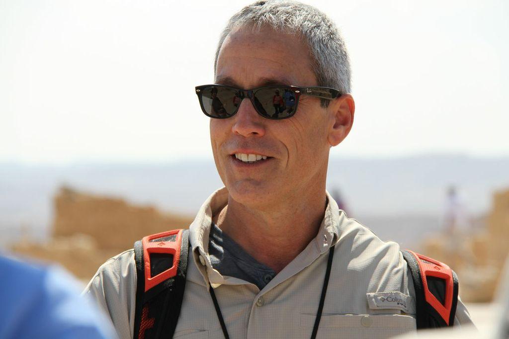 Richard Frieden - Licensed Tour Guide - Israel