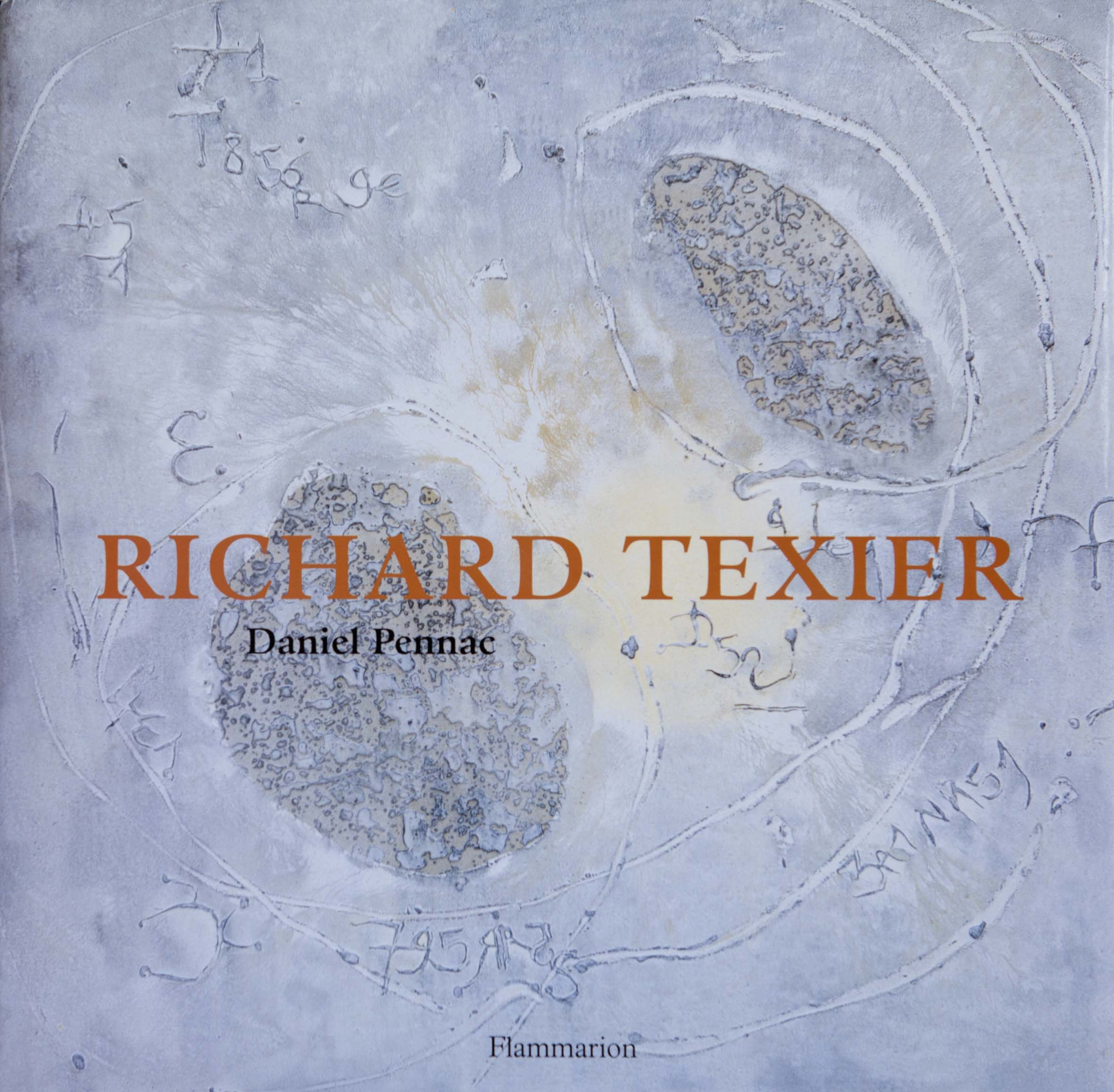 Richard Texier Book Cover