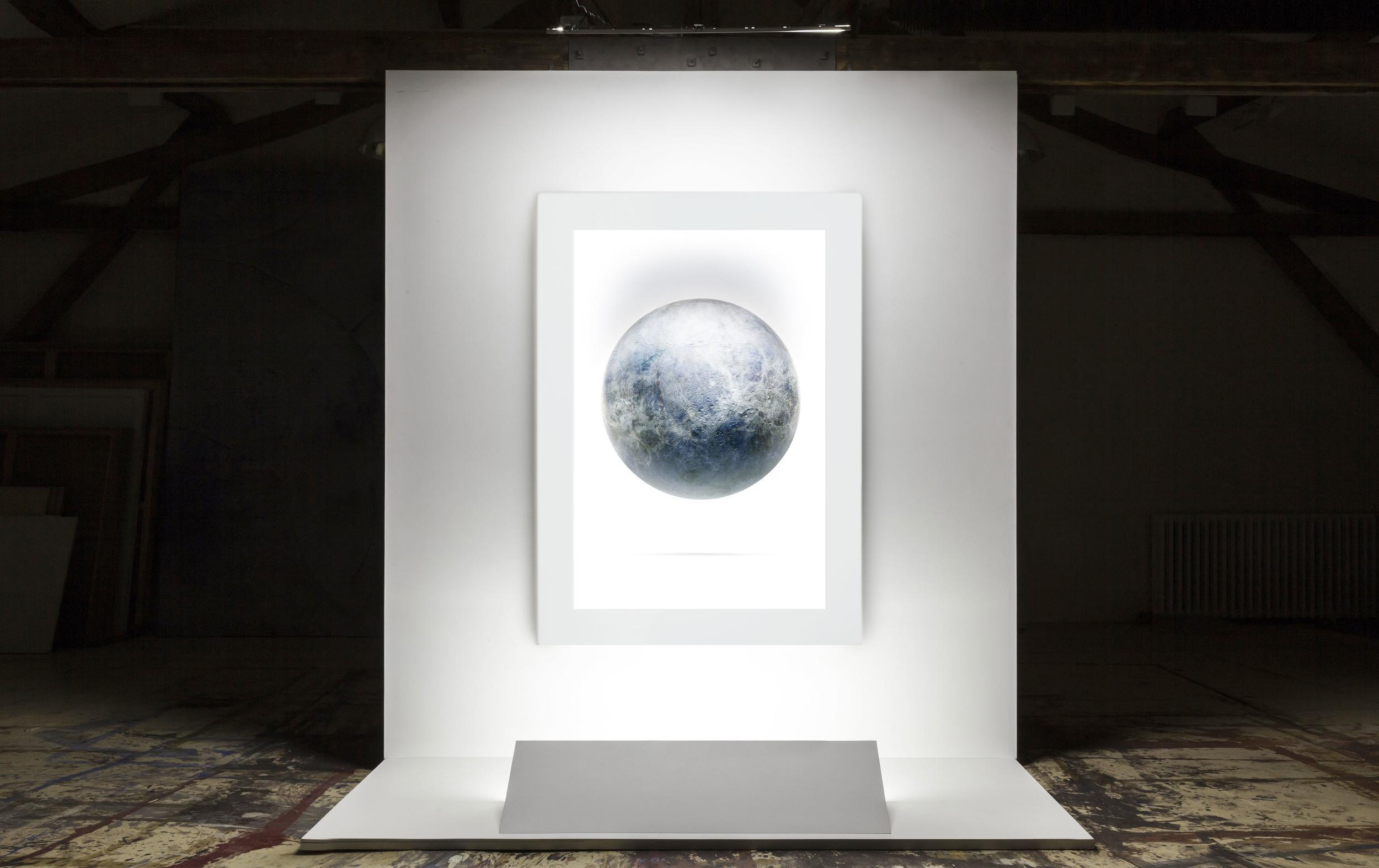 Richard Texier Planet Pantheo Vortex. 2012