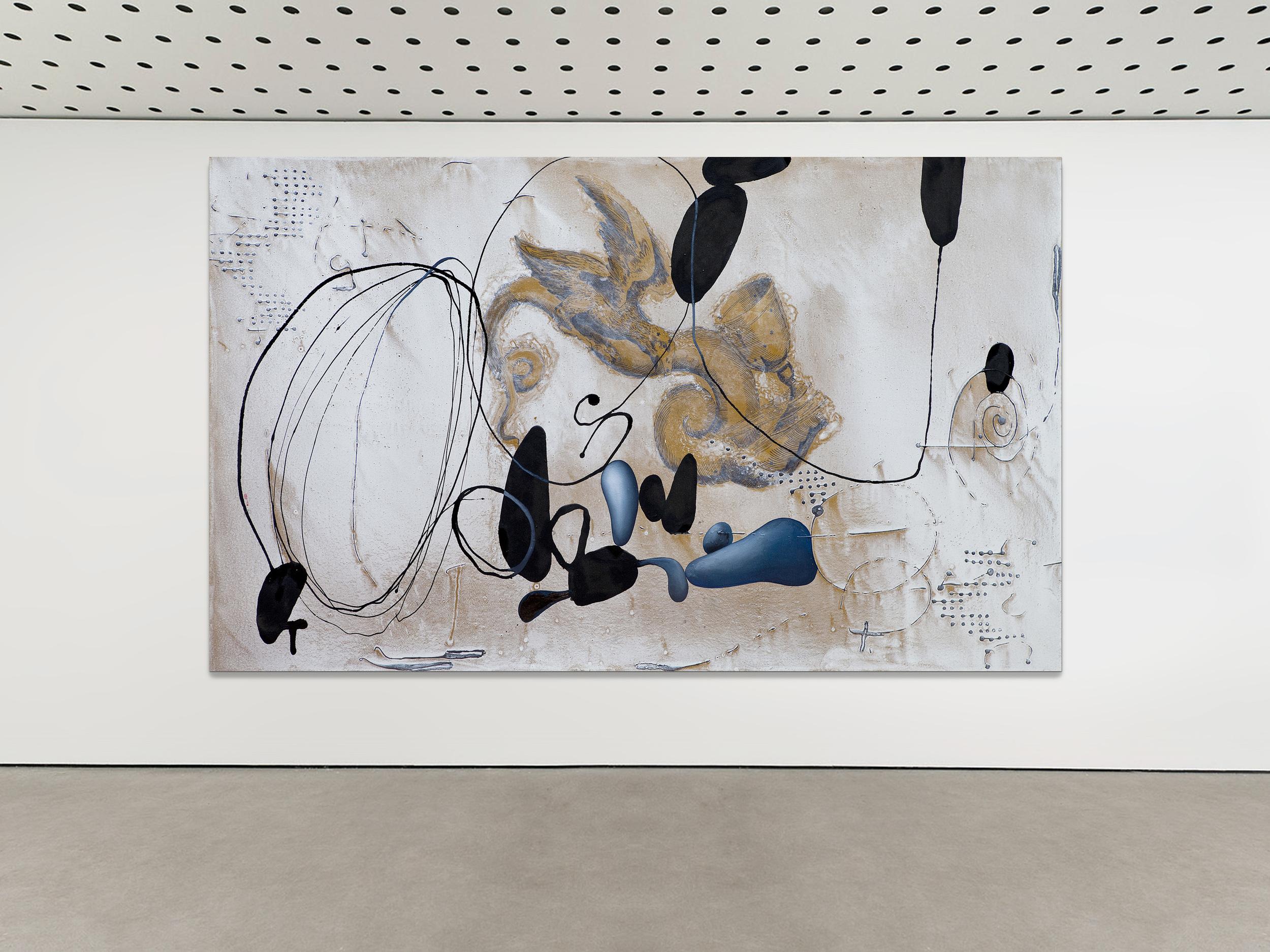 Richard Texier Modern Art painting exhibition 2