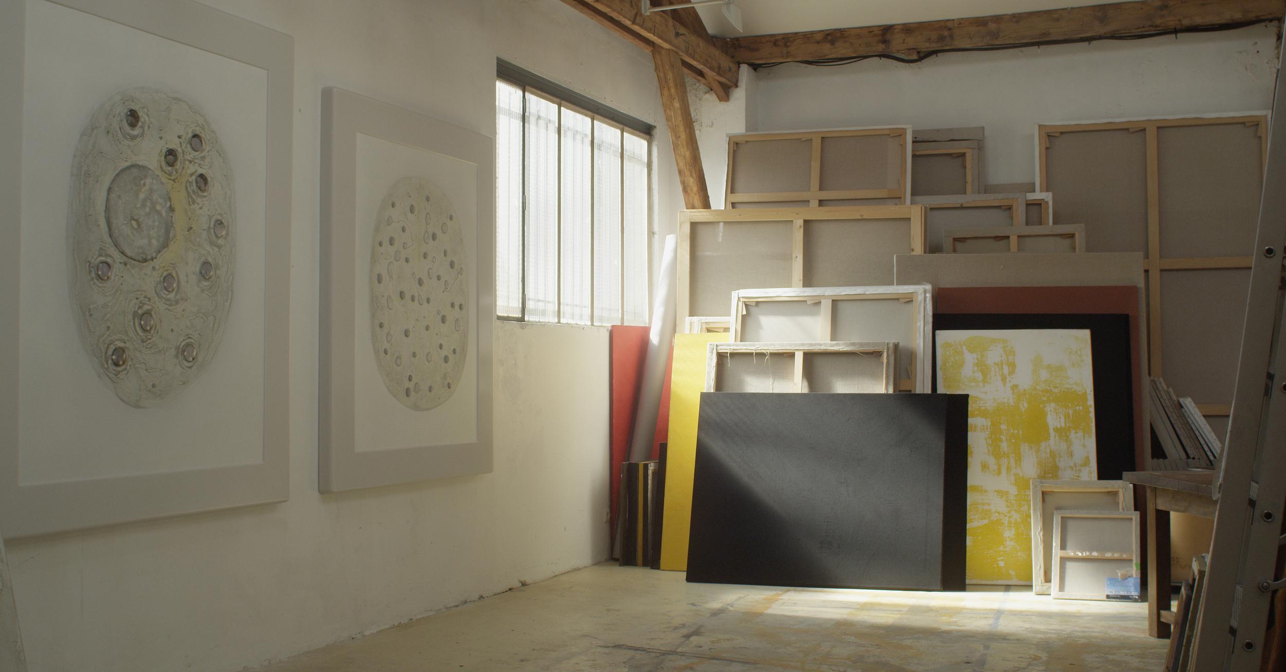 Atelier de Richard Texier