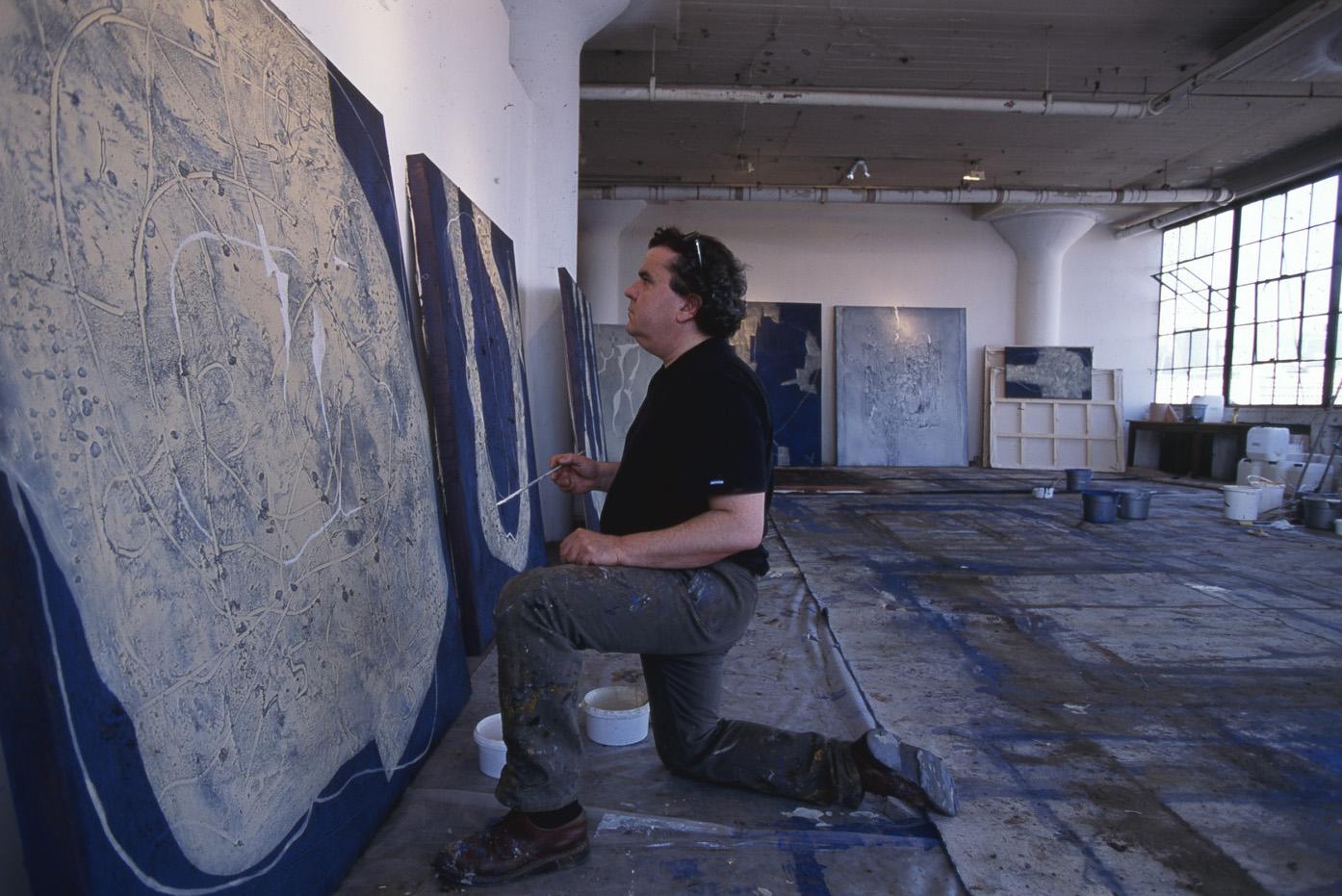 Richard Texier New York Painting