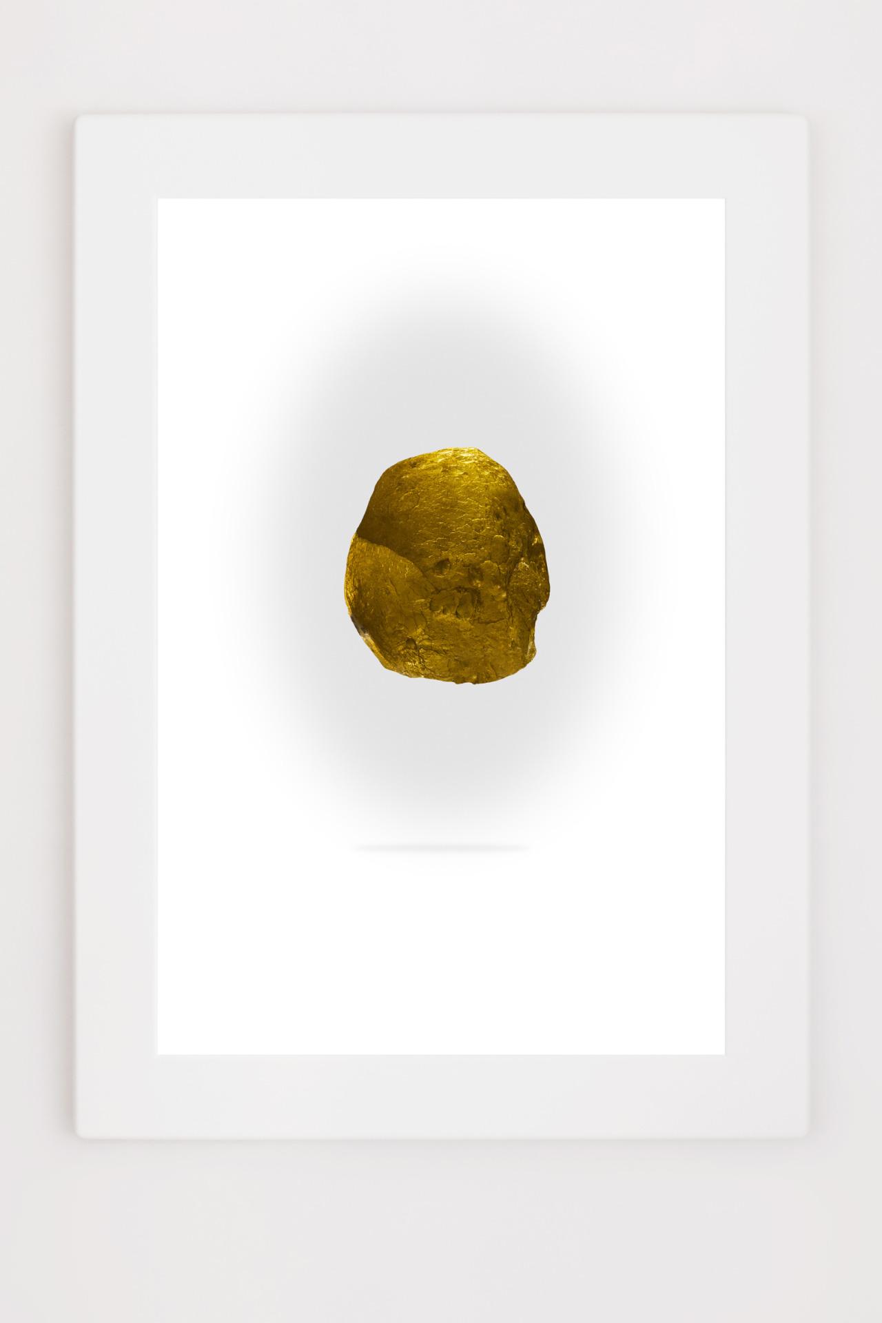Richard Texier - Pantheo Vortex - Gold stone