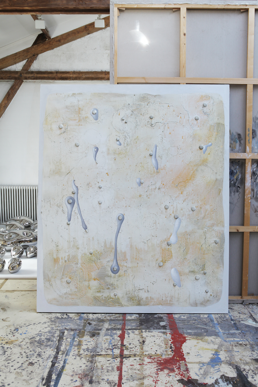 Richard Texier - Painting
