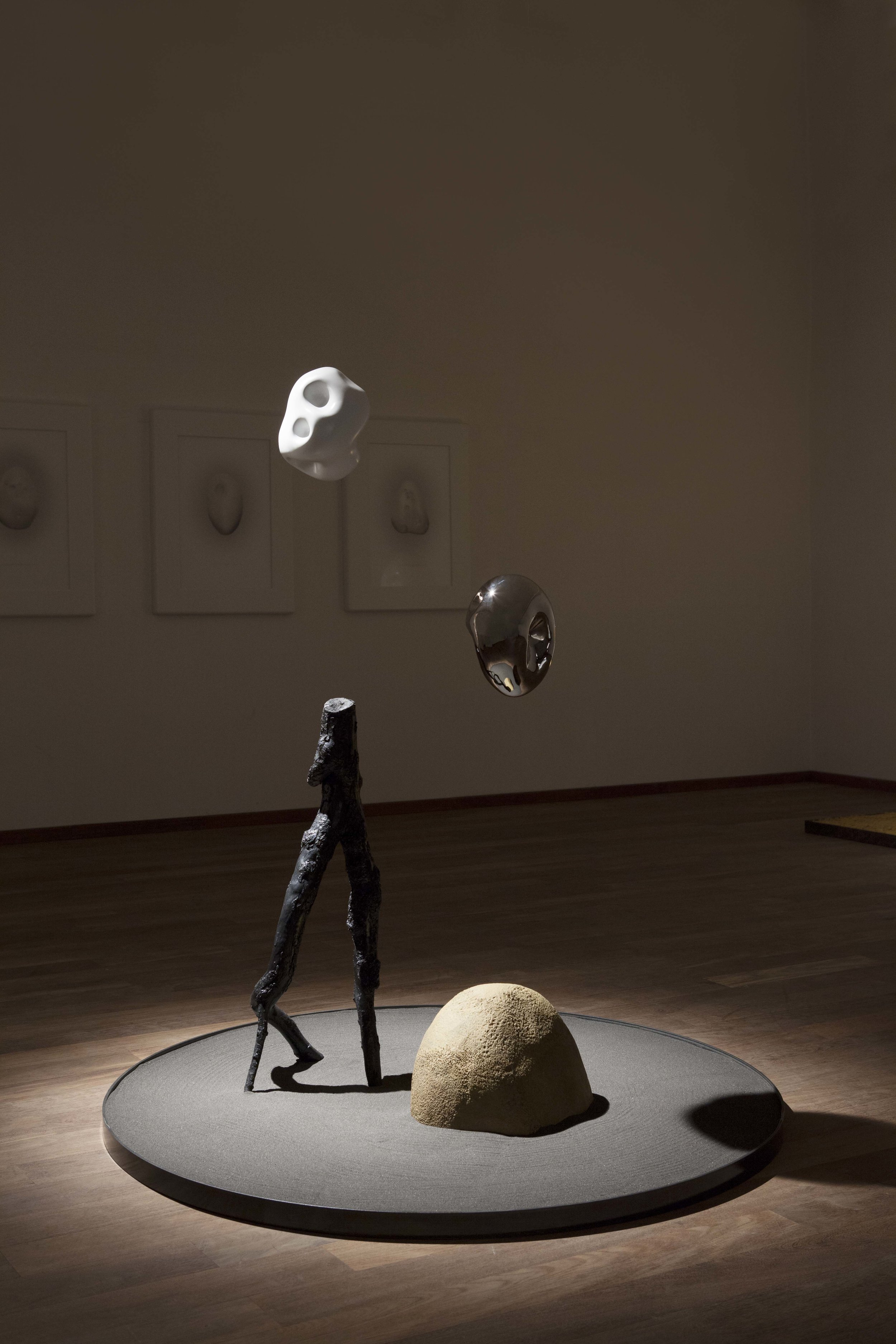 Elastozen and Elastogenese by Artist Richard Texier