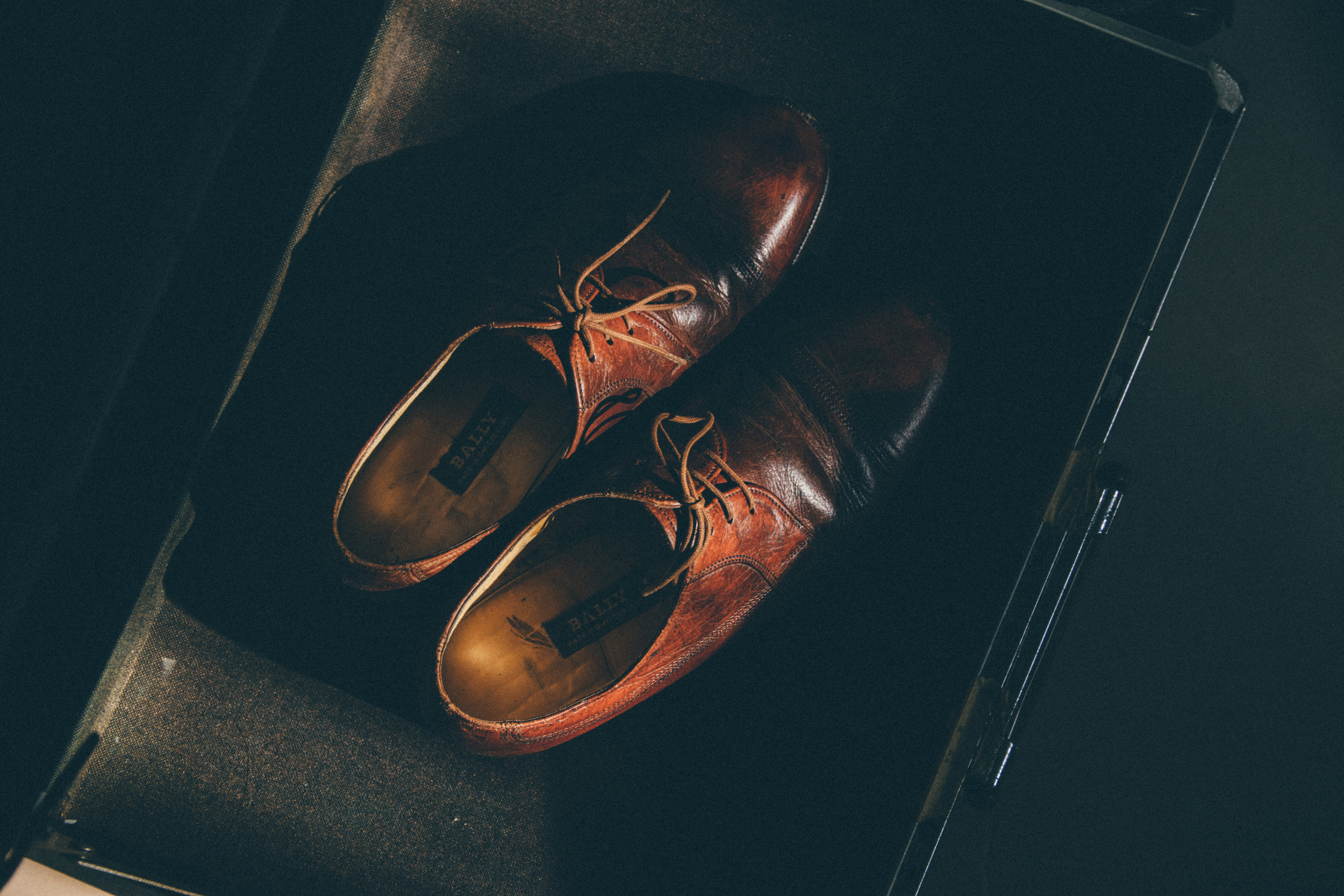 Bally Shoes Radiohead The Bends | A Beautiful Distraction
