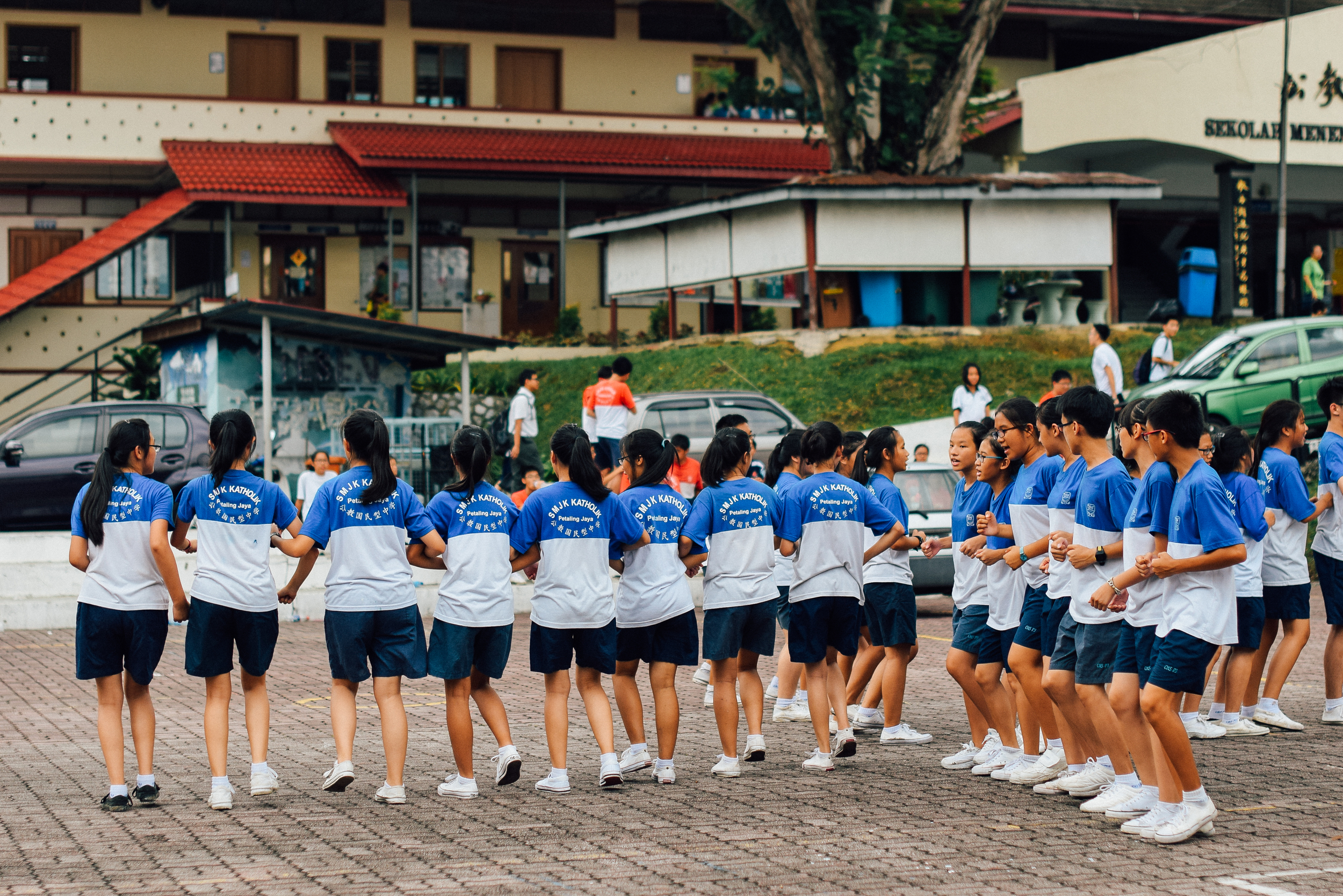 Catholic High School PJ | A Beautiful Distraction