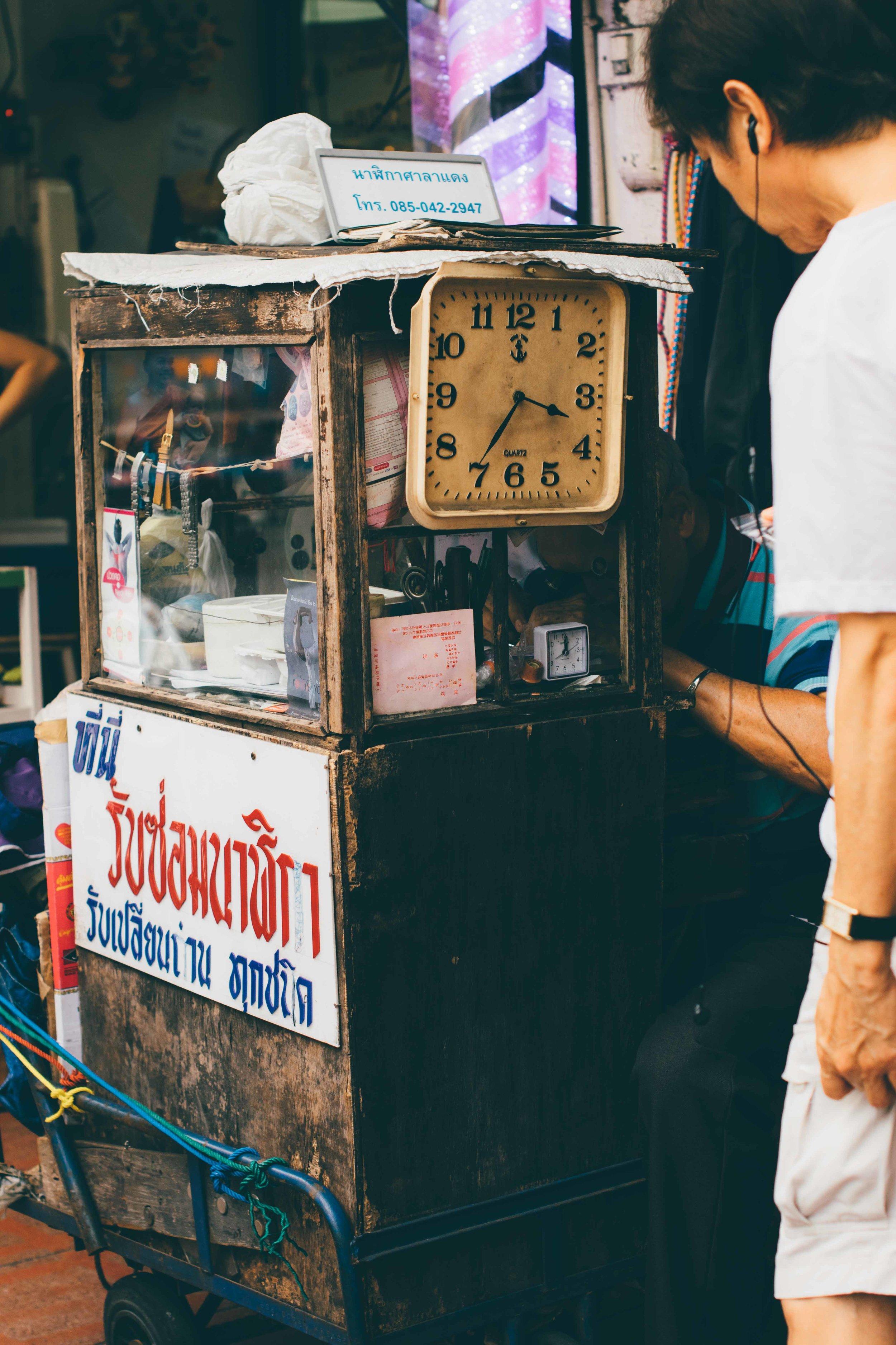 Bangkok, Thailand, 2016 | A Beautiful Distraction