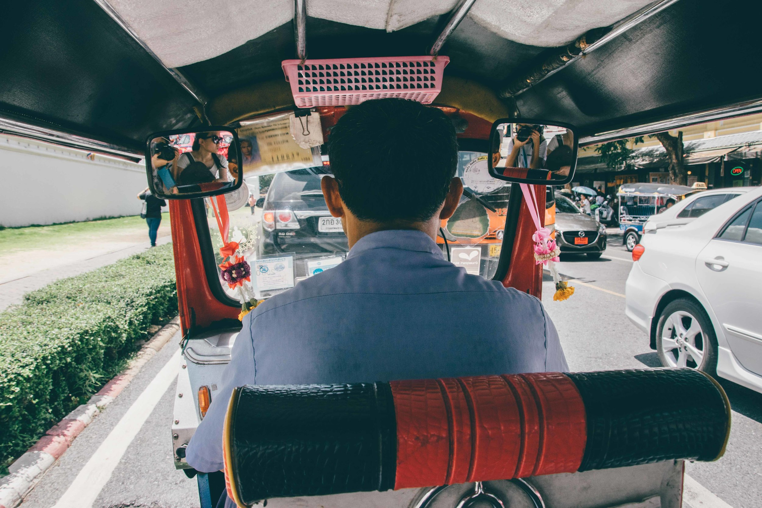 Tuk Tuk @ Bangkok, Thailand, 2016 |  A Beautiful Distraction