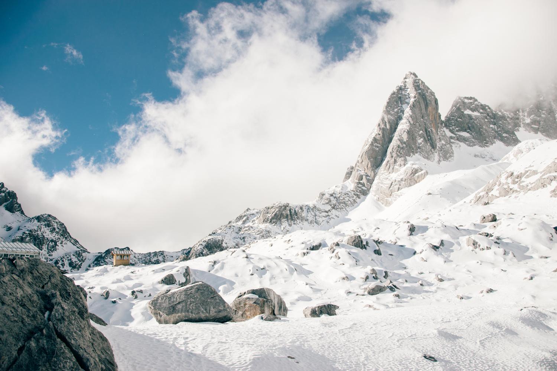 Jade Mountain Snow Mountain, Lijiang, Kunming, Yunnan, China, 2016   A Beautiful Distraction