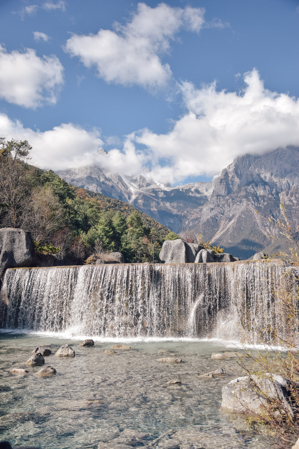 Blue Moon Valley, Lijiang, Kunming, Yunnan, 2016   A Beautiful Distraction