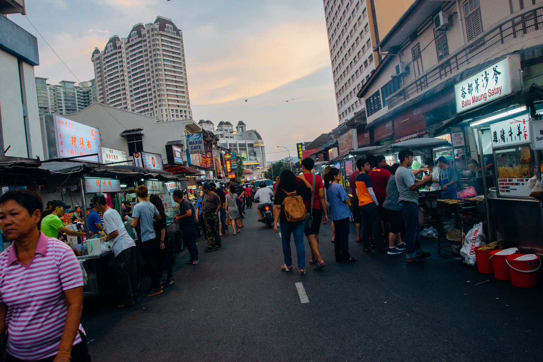 Travel, Penang, Malaysia, 2017   A Beautiful Distraction