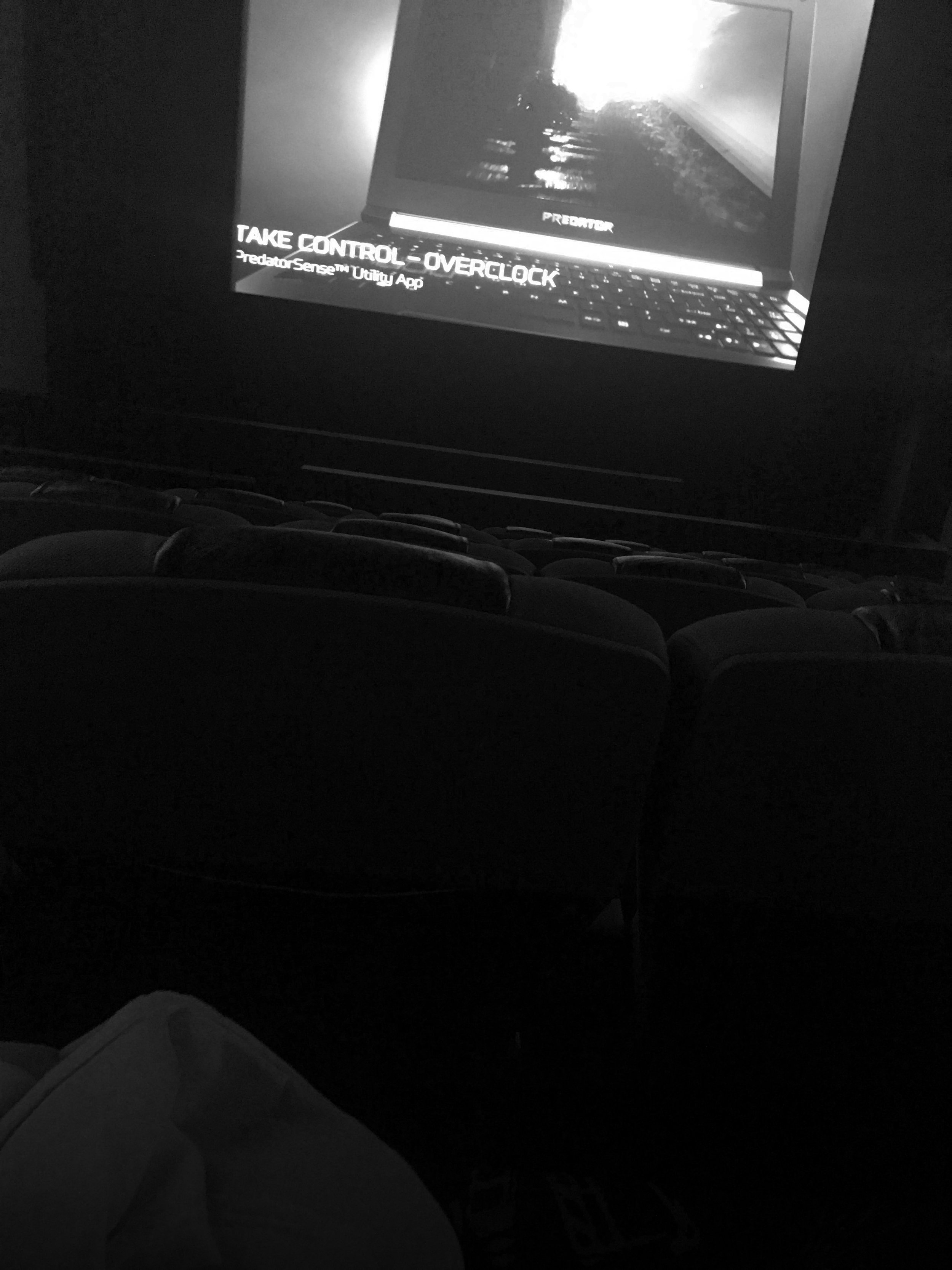 loved going to the the movies alone and picking not-so-popular titles so I can have the whole hall to myself. utter peace.