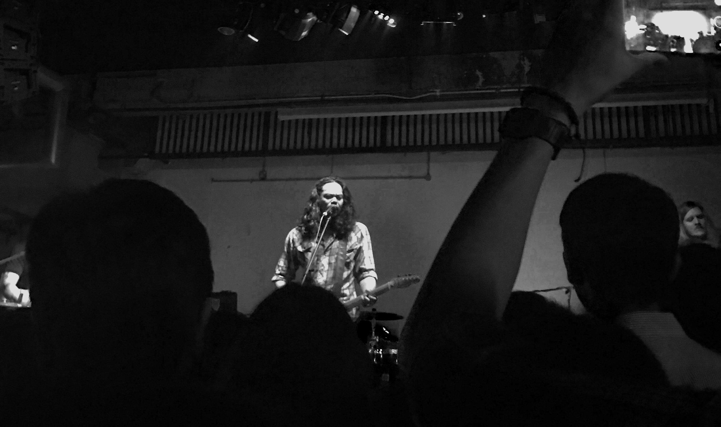 The Temper Trap's Concert. |  March