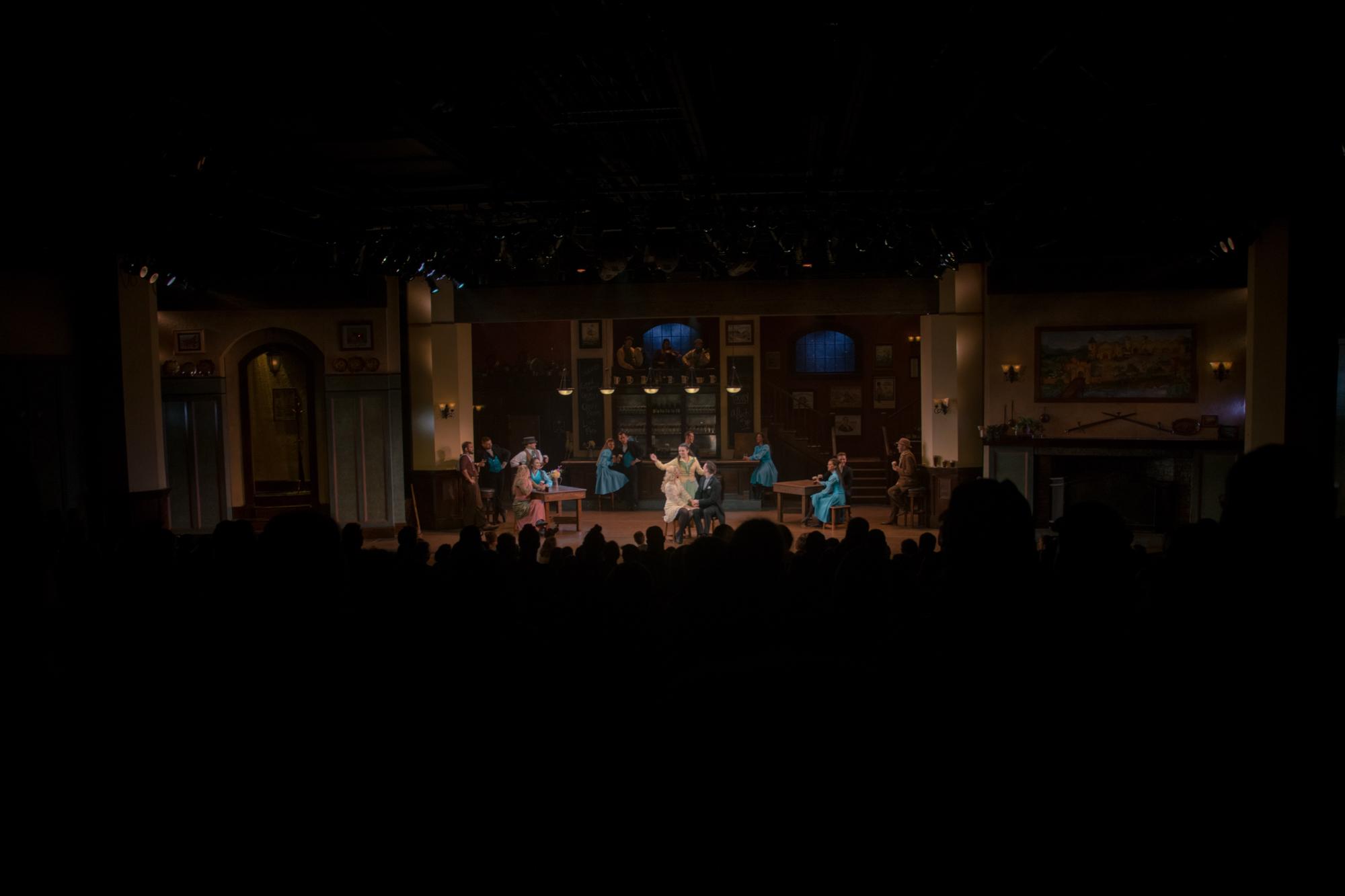 musical at Busch Gardens Williamsburg.