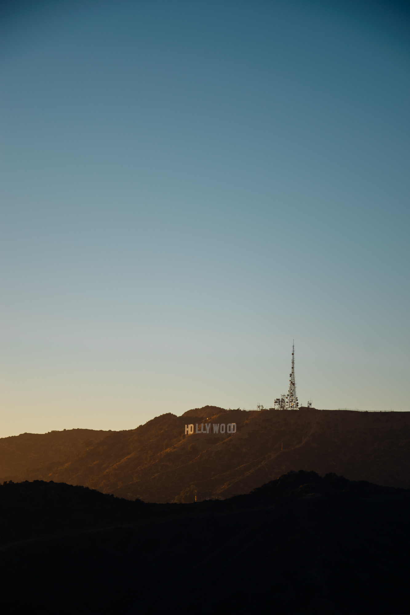 Hollywood Los Angeles California USA 2018 | A Beautiful Distraction by Ruo Ling Lu
