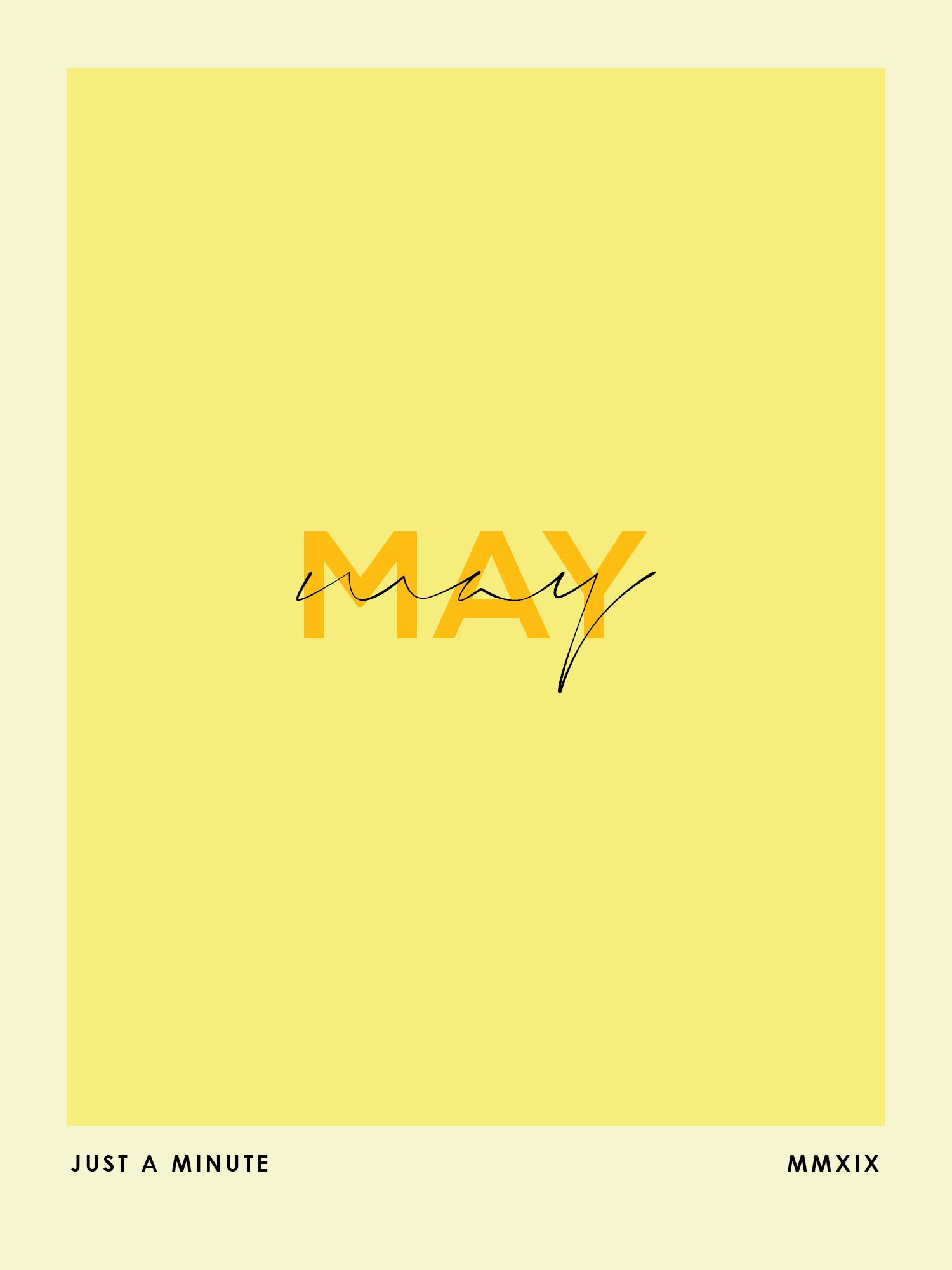 Just_A_Minute_In_May_2019_Ruo_Ling_Lu