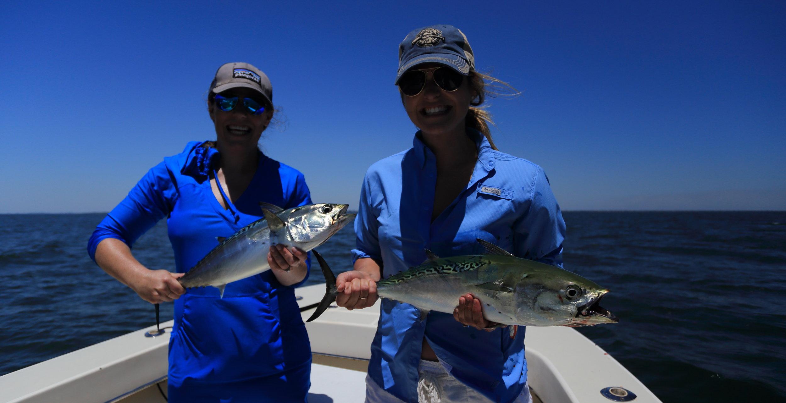 Charleston Nearshore Fishing